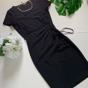 Love Moschino vintage black dress size 2 or XS